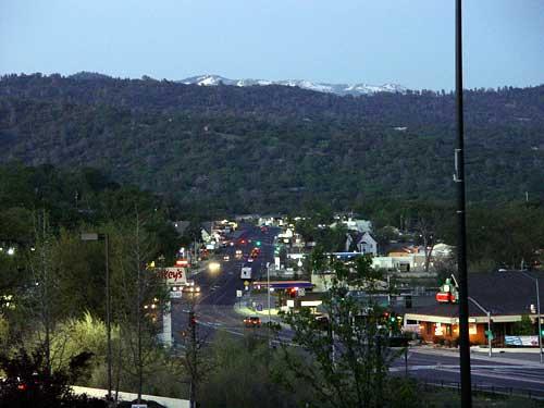 Oakhurst California
