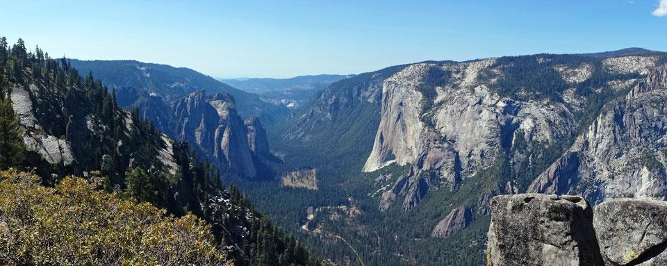 Tunnel View Yosemite National Park 2016 on Bass Lake Realty dot com