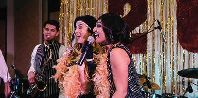 Boogie & Groove New Year's Eve Bash at Tenaya Lodge 2019 published by Bass Lake Realty