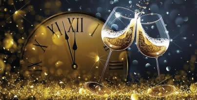 The Pines Resort New Year's Eve Party with Fireworks published by Bass Lake Realty