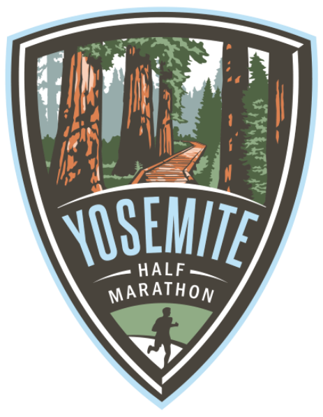 Yosemite Half Marathon Logo Image Bass Lake Realty