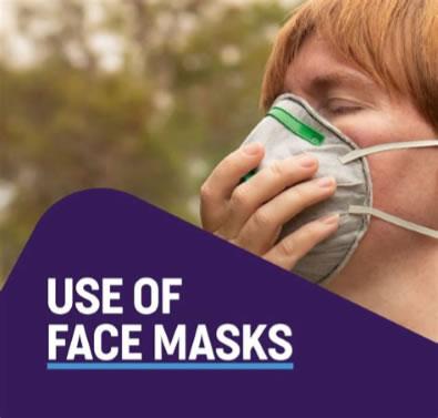 Use of Masks Image Bass Lake Yosemite News May 2021 Bass Lake Realty